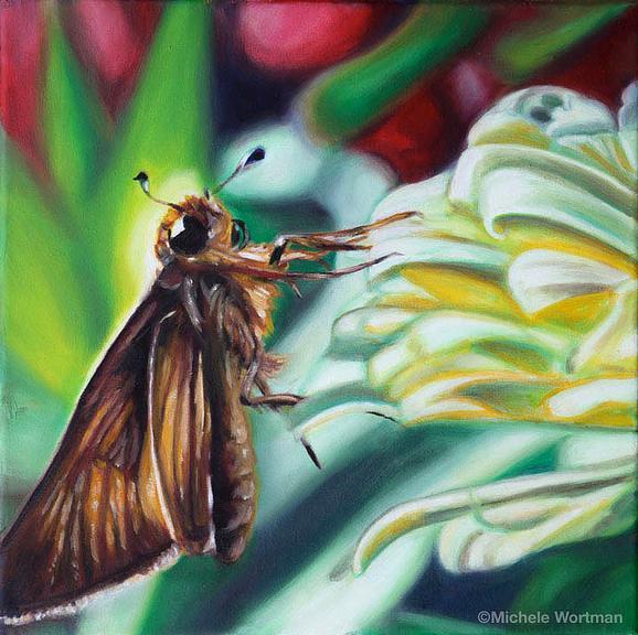 Michele Wortman - Butterfly 3 10