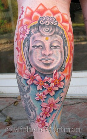 Michele Wortman - Budha Blossoms