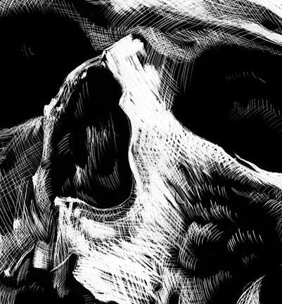 Guy Aitchison - Boris Laszlo: Untitled (detail)