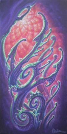 Guy Aitchison - Female Sleeve Art