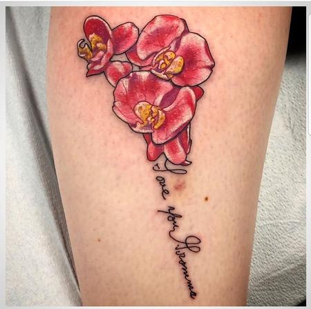 Tattoos - Flowery - 139510