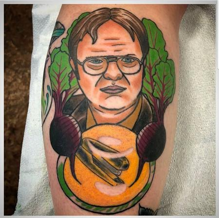 Aaron Powers - Dwight