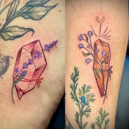 Tattoos - crystal - 142364