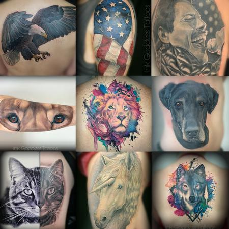 Tattoos - Collection of tattoos by Haylo - 141409