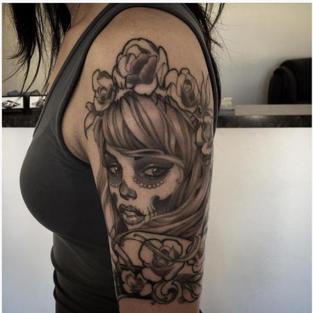 Jeff Norton - Day of the dead