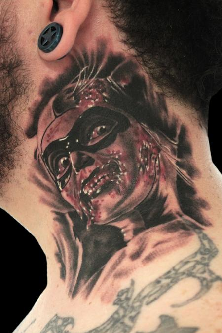 Tattoos - ZOMBIE HARLEY QUINN - 101195