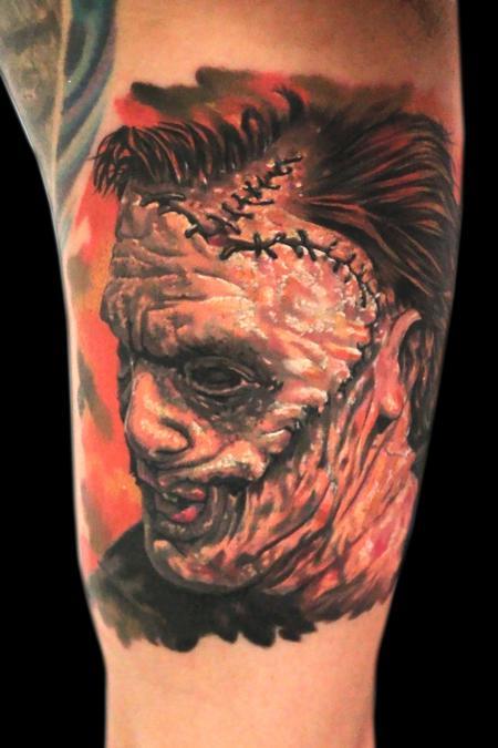 Tattoos - LEATHERFACE - 100531