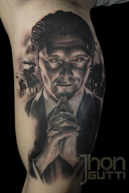 Tattoos - ANTICHRIST - 126496