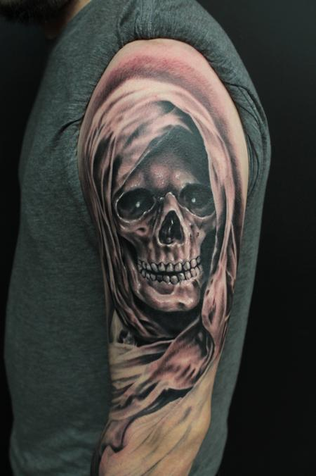 Tattoos - GRIMM REAPER - 101057