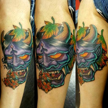 Tattoos - hanya mask tattoo - 141338