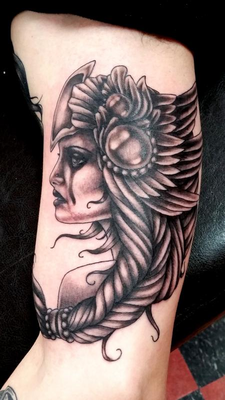 Tattoos - Valkyrie Tattoo - 116618