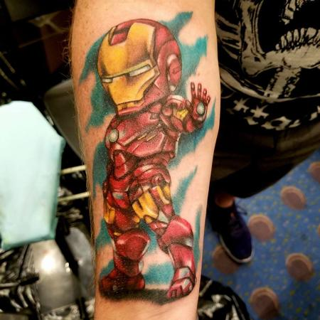 Tattoos - Baby Ironman tattoo - 141205