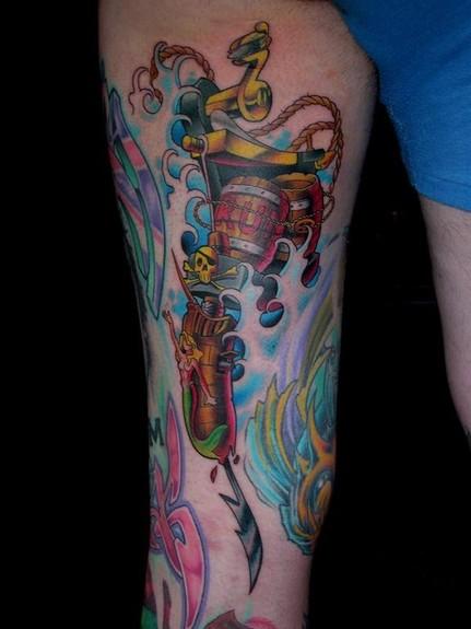 Difa - tattoo machine tattoo