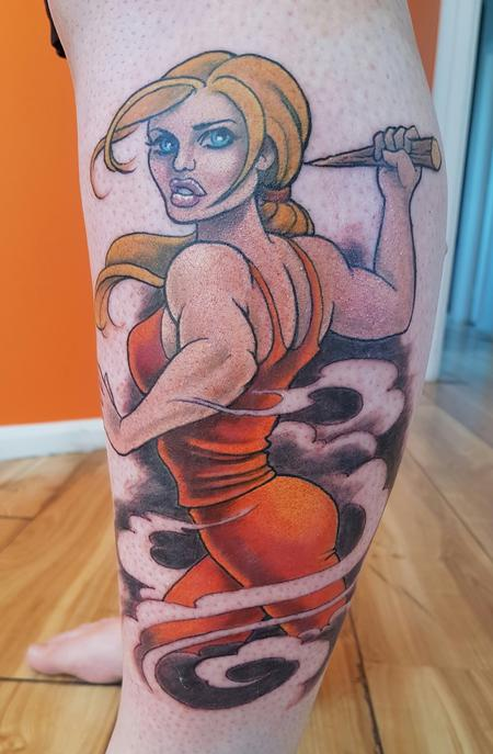 Tattoos - Buffy the Vampire Slayer Tattoo - 122754