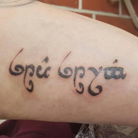 Tattoos - Script - 125047