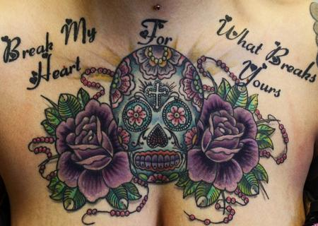 Tattoos - Dia Delos muertos - 69564
