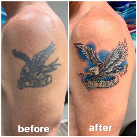 Tattoos - Make-over - 142166