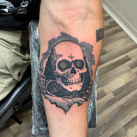 Tattoos - Skull - 142170