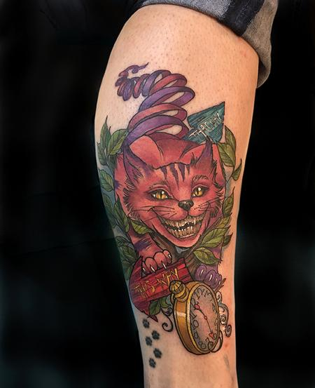 Tattoos - Cheshire Cat - 132567