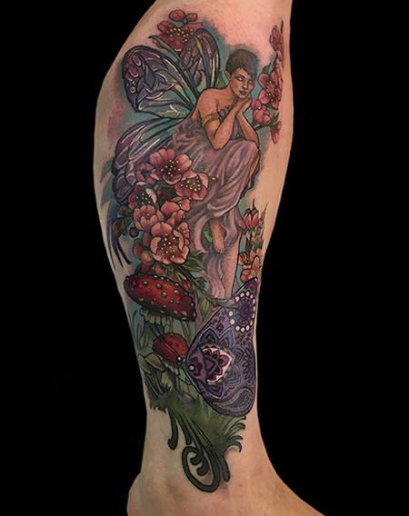 Tattoos - Fairy Memorial  - 132575
