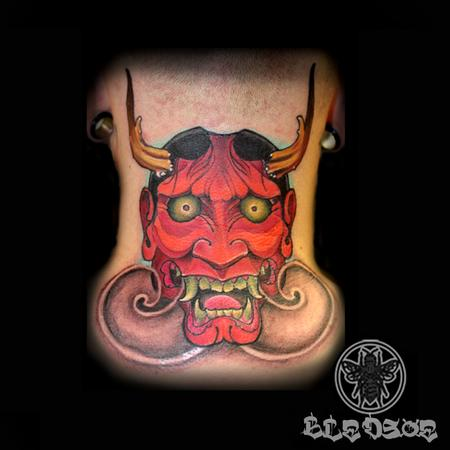 Tattoos - Hannya mask - 114741