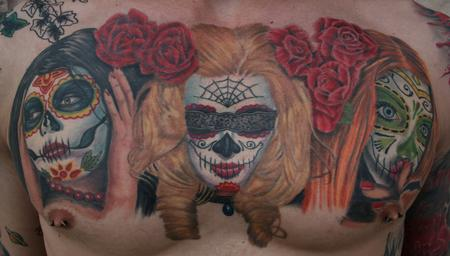 Tattoos - Hear no, See no, Speak no EVIL - 95198