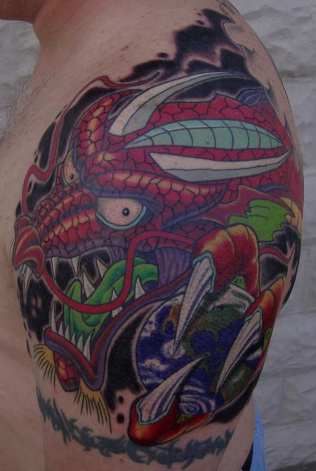 Tattoos - World Domination - 97844