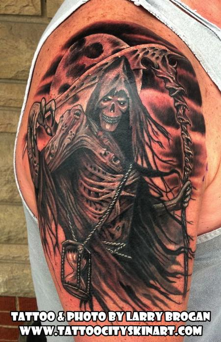 Tattoos - Don't Fear the Reaper - 77246
