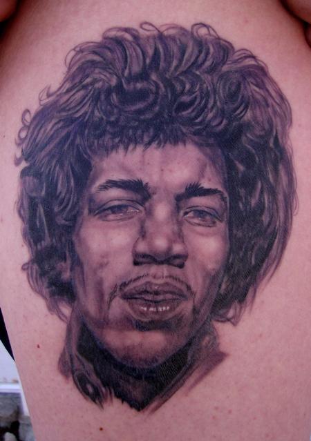 Tattoos - Jimi Hendrix - 95420
