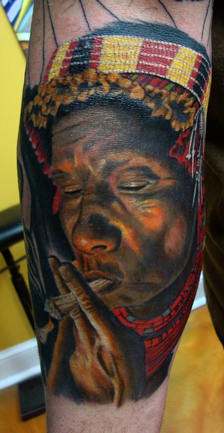 Tattoos - Shaman - 114263