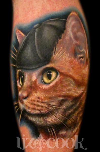 Tattoos - Kitty Cat - 64614