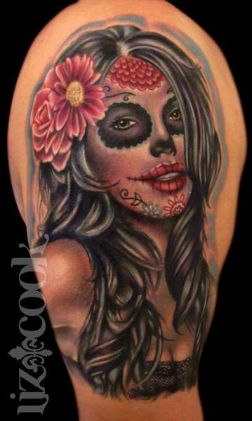Tattoos - Dia De Los Muertos - 64305