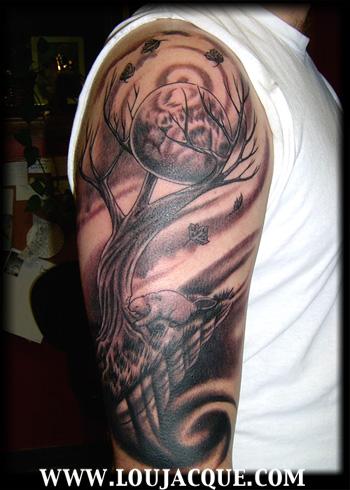 Tattoos - Native Legend - 19454