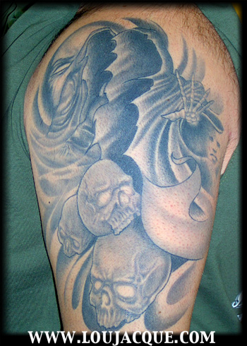 Tattoos - Spanky Chronicals Part 1 - 16870