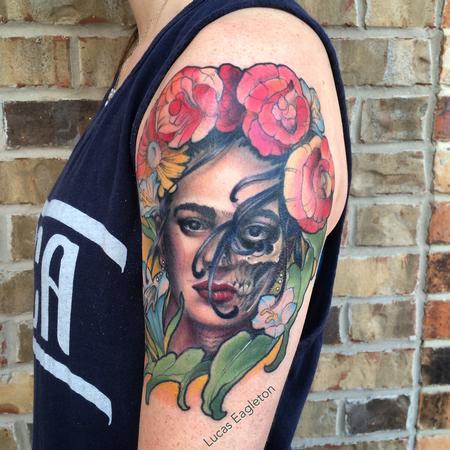 Tattoos - Dia de las Kahlo - 104504