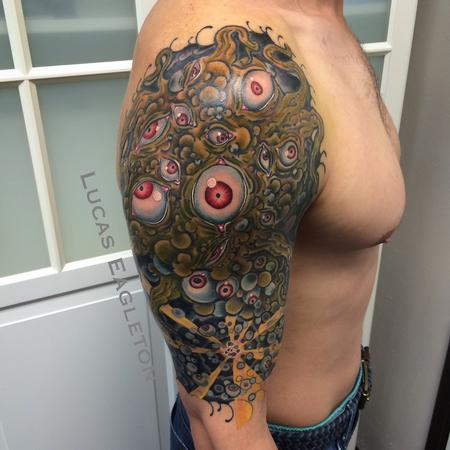 Tattoos - H.P. Lovecrafts Yog-Sothoth - 127514
