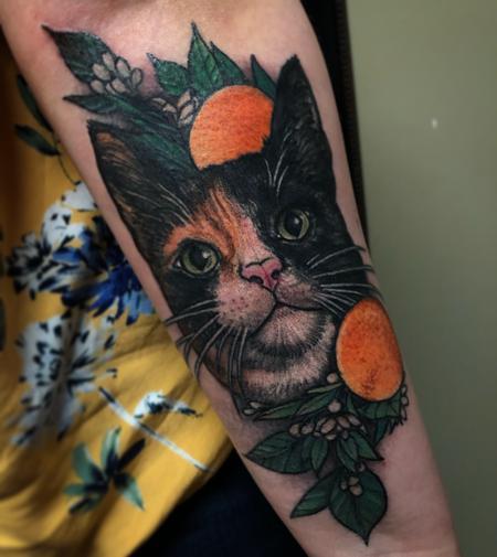 Tattoos - Clementine  - 140276
