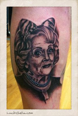 Brooke Cook - Betty Whites a cougar