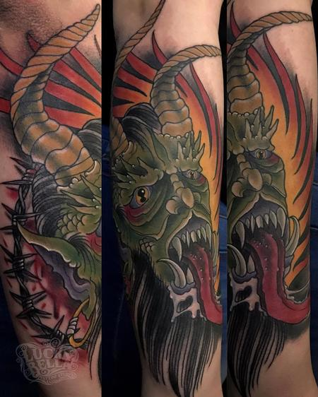 Tattoos - Krampus  - 137440