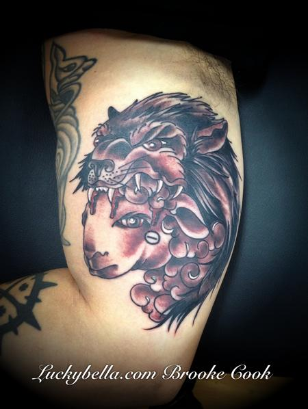 Tattoos - Sheep in wolf's clothing - 80789