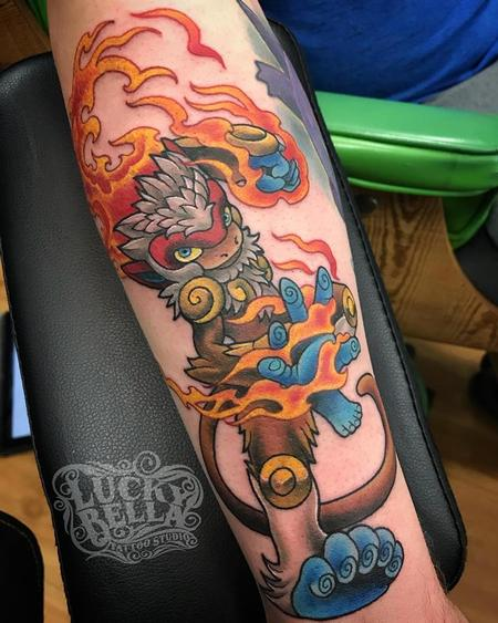 Tattoos - Pokemon  - 138422