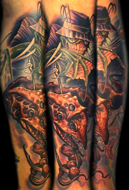 Tattoos - I know what you caught last summer - 67572