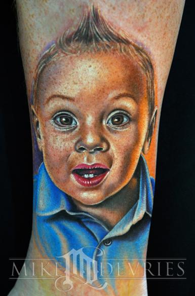 Tattoos - Baby boy - 26286