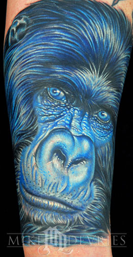 Mike DeVries - Mono Gorilla