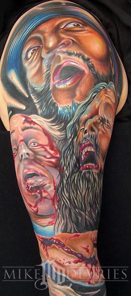 Tattoos - Devels Rejects - 19833