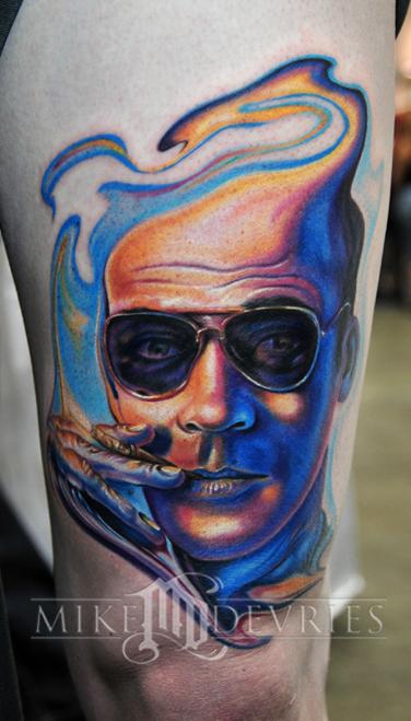 Tattoos - Hunter s Thompson - 31244