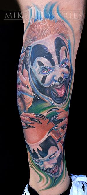 Tattoos - ICP Tattoo - 20669