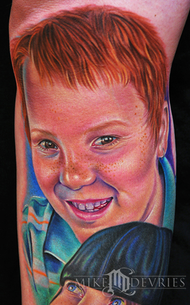Tattoos - Aidan Tattoo - 27547