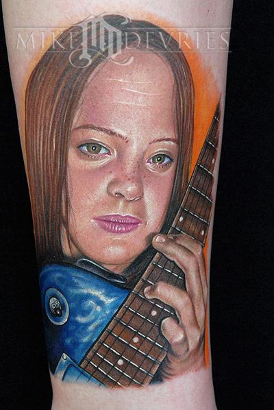 Tattoos - Rock n Daughter - 20670