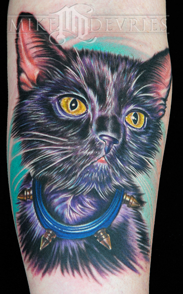 Tattoos - Kitty Tattoo - 26559